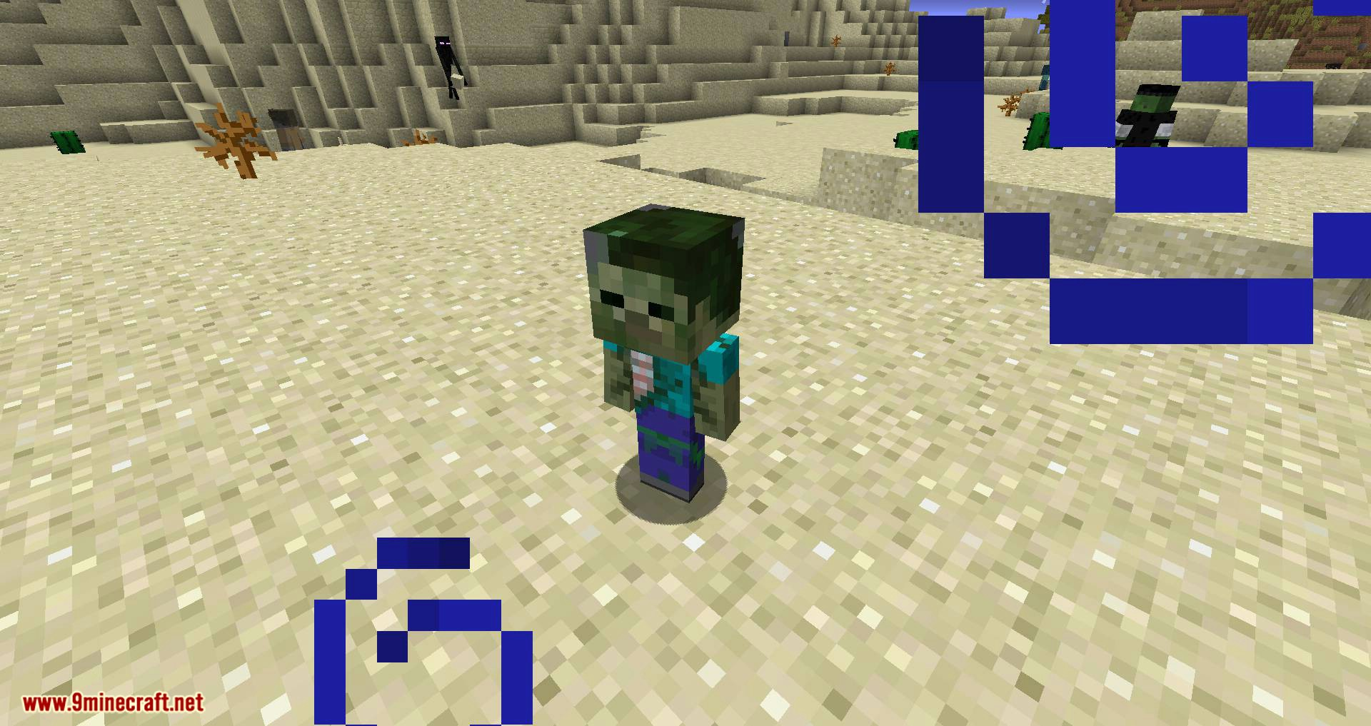 Criogonal_s Zombies Mod for minecraft 06