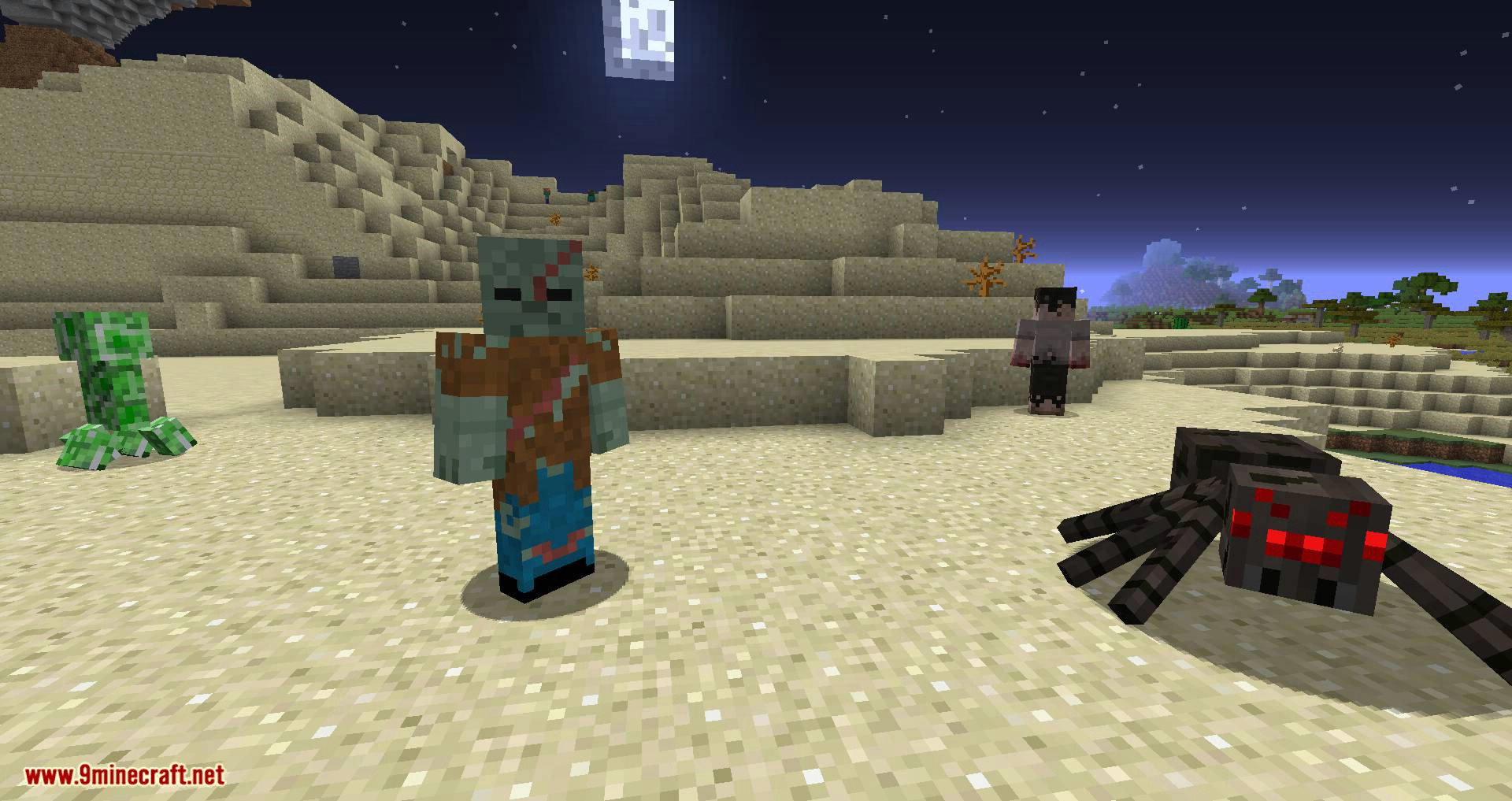 Criogonal_s Zombies Mod for minecraft 07