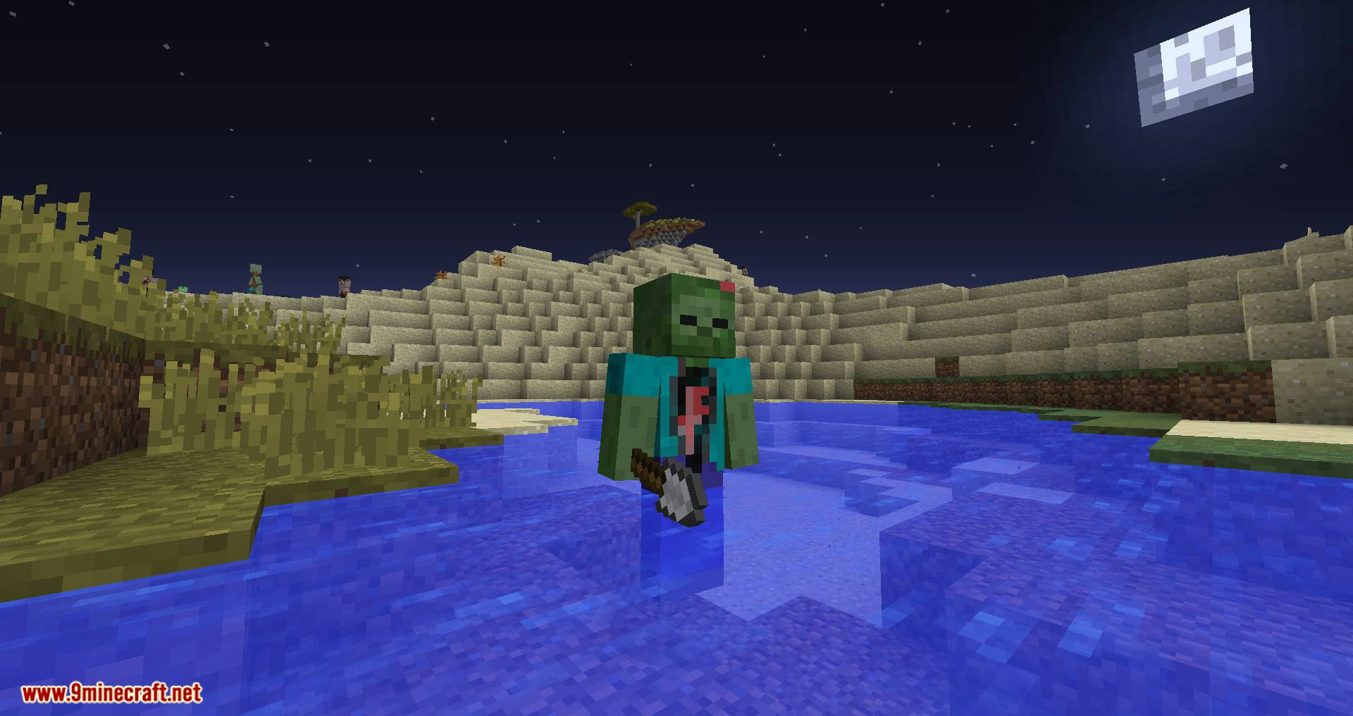Criogonal_s Zombies Mod for minecraft 08