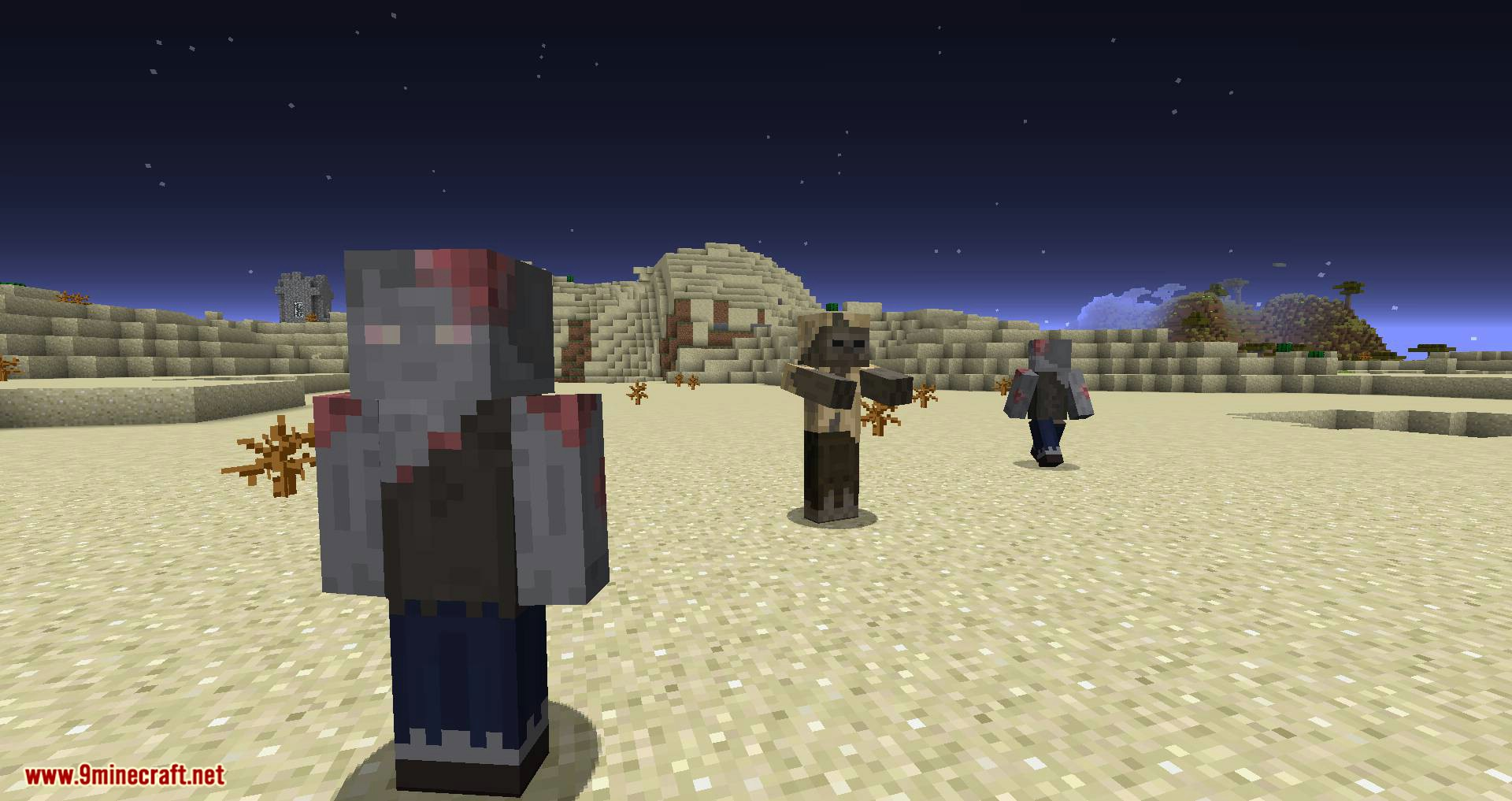 Criogonal_s Zombies Mod for minecraft 11