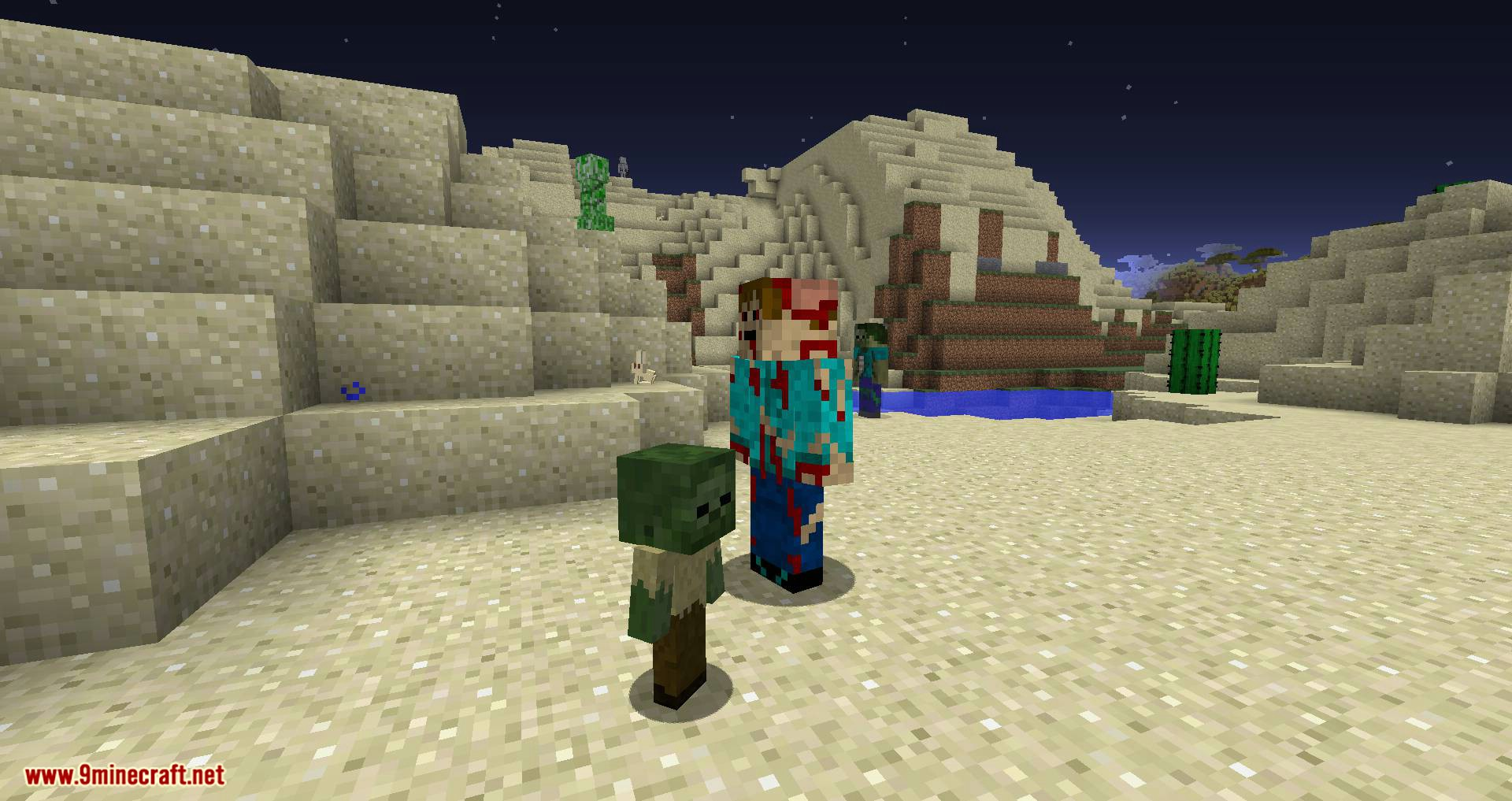 Criogonal_s Zombies Mod for minecraft 12