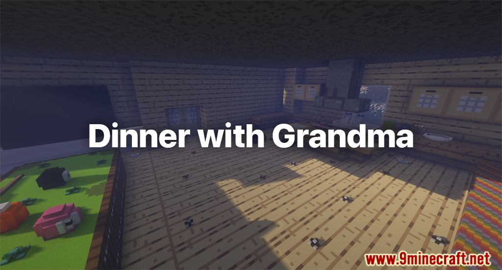 Dinner with Grandma Map Thumbnail