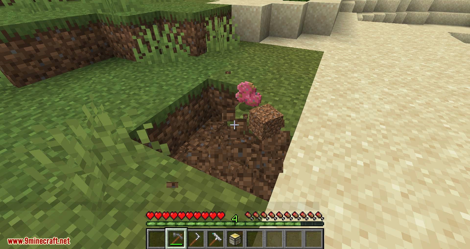 Dooglamoo Jr. Archaeology mod for minecraft 03