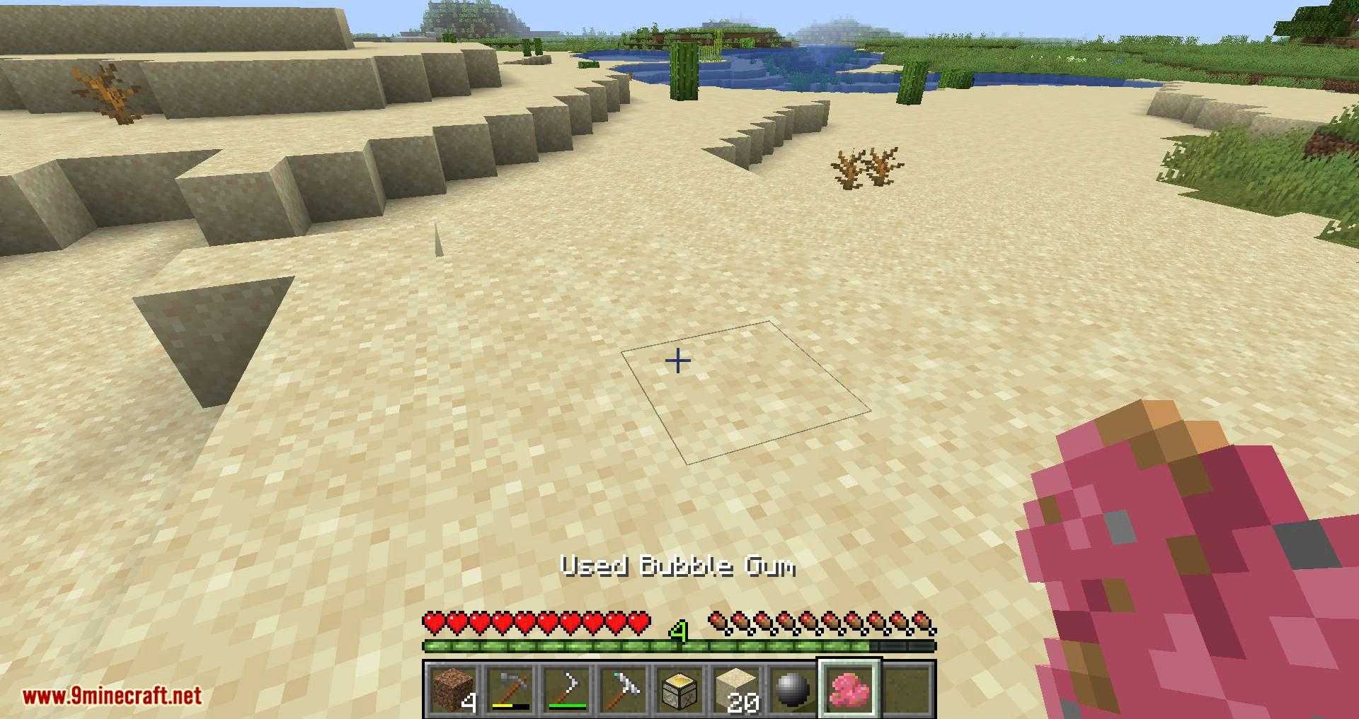 Dooglamoo Jr. Archaeology mod for minecraft 05