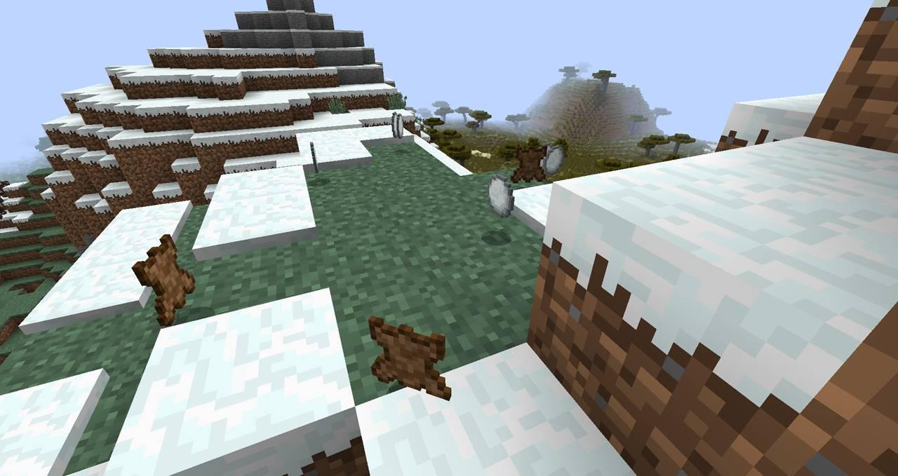 Dooglamoo Jr. Archaeology mod for minecraft 26