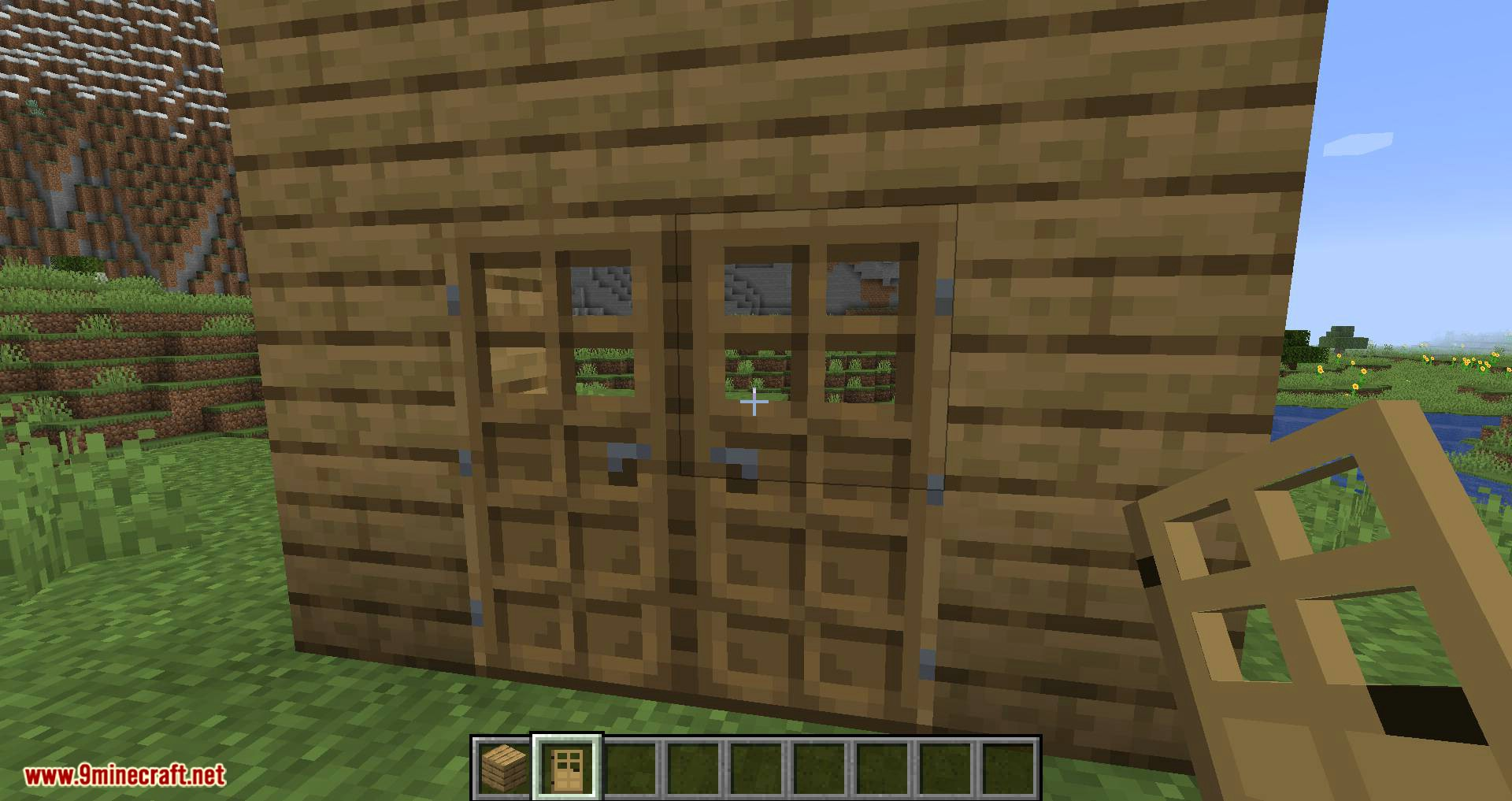 Double Doors mod for minecraft 03