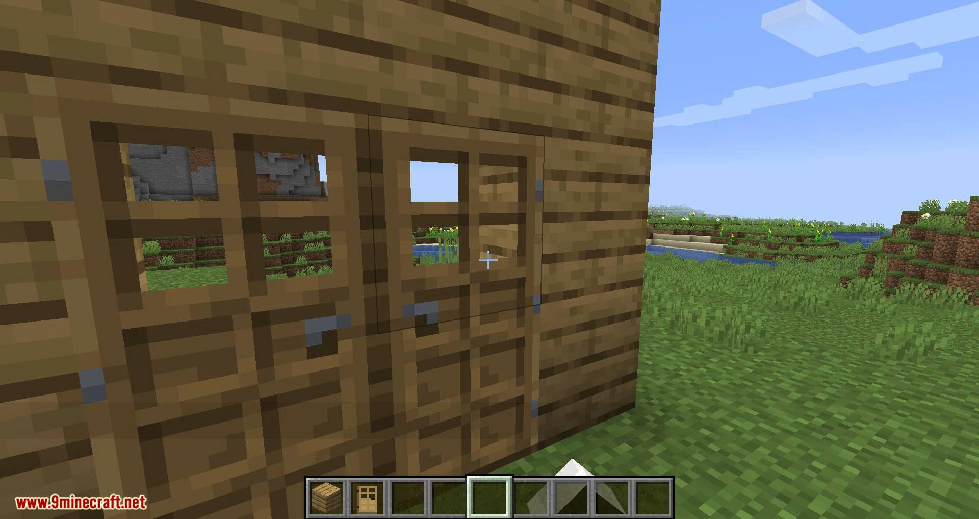 Double Doors mod for minecraft 05