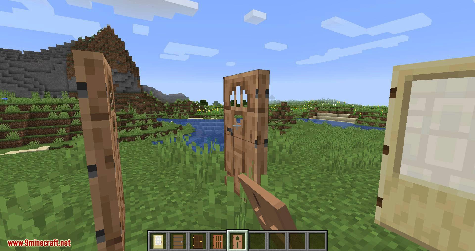 Double Doors mod for minecraft 09