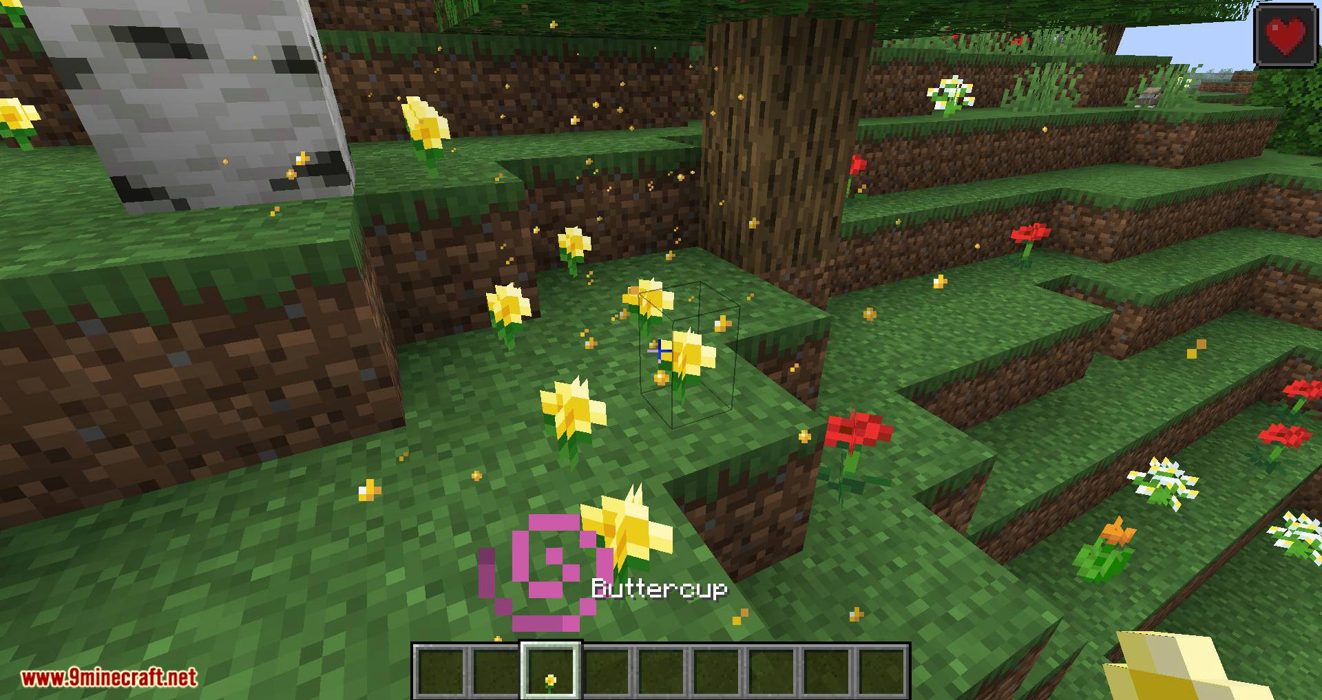 Earth Mobs mod for minecraft 01
