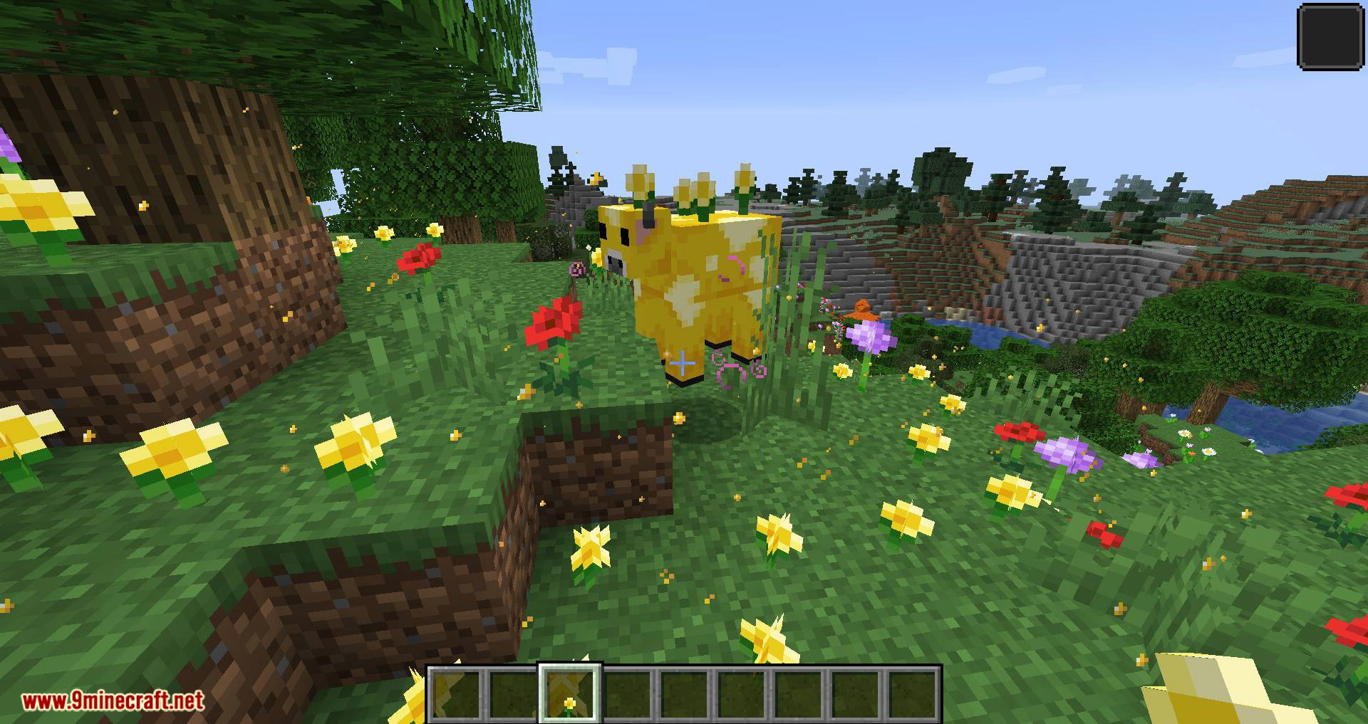 Earth Mobs mod for minecraft 02