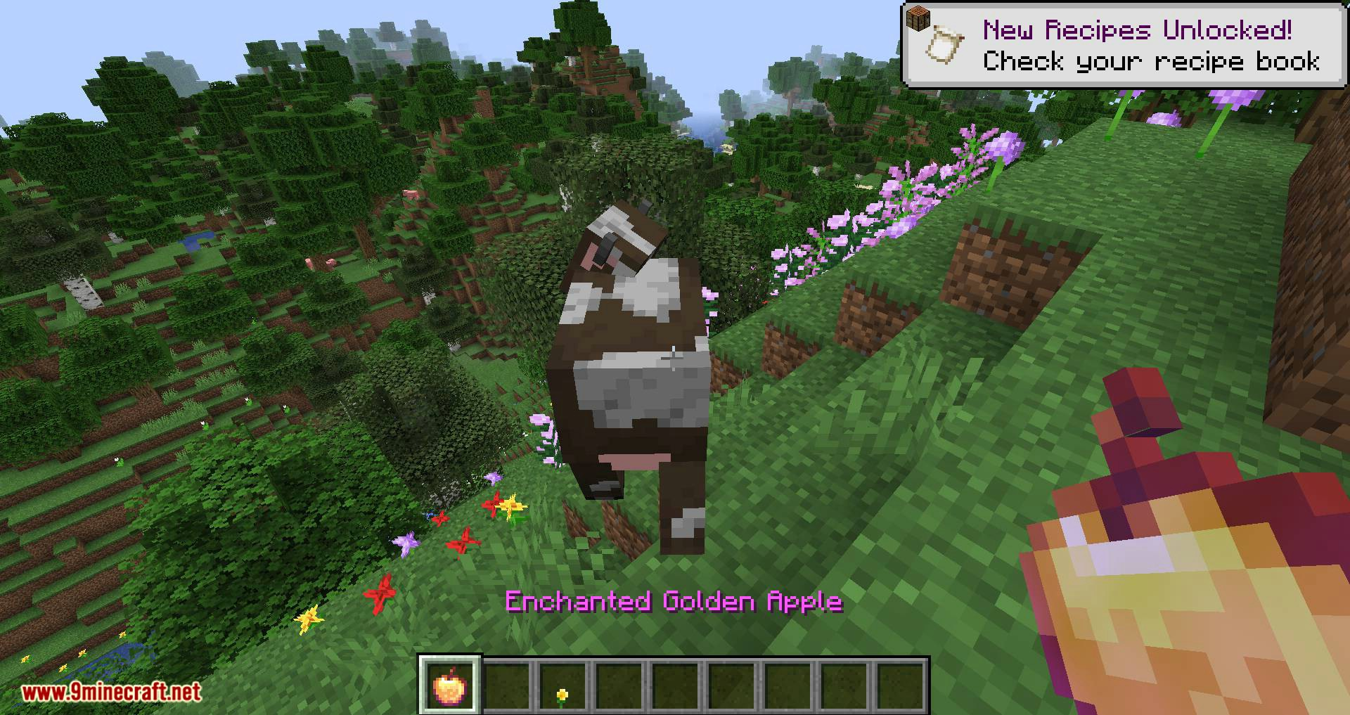 Earth Mobs mod for minecraft 03