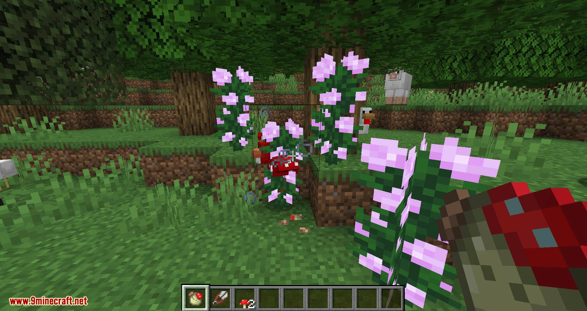 Earth Mobs mod for minecraft 07