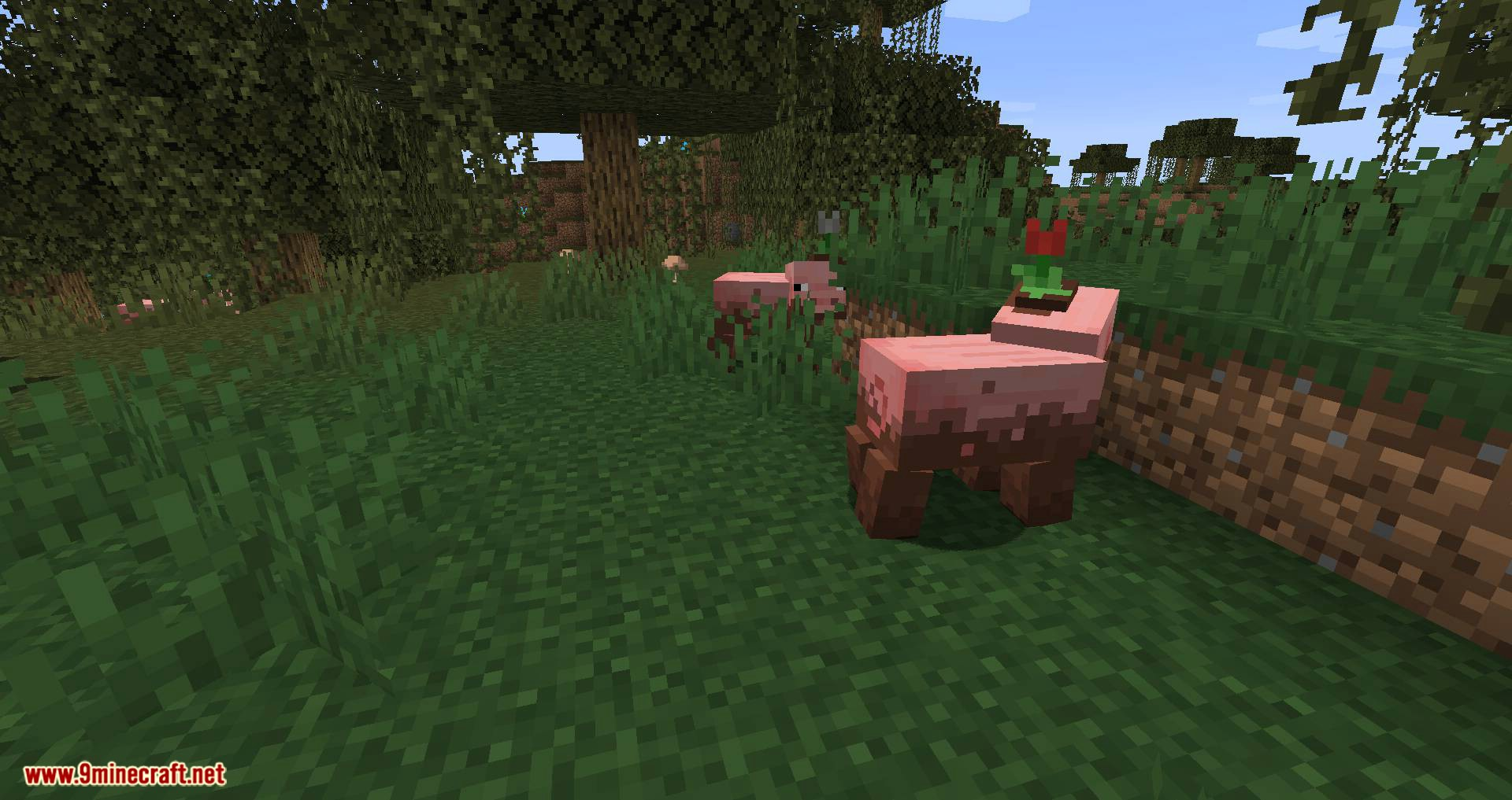 Earth Mobs mod for minecraft 10