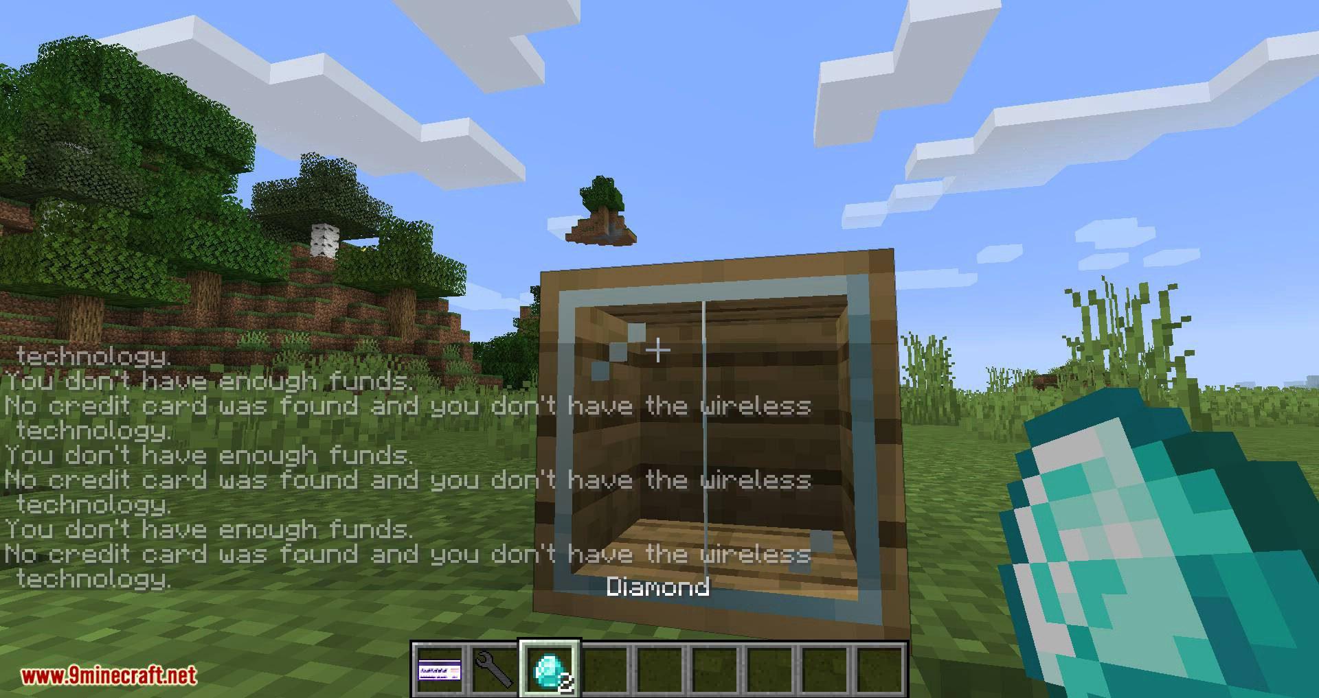 Economy Inc mod for minecraft 11