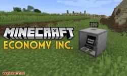 Economy Inc mod for minecraft logo