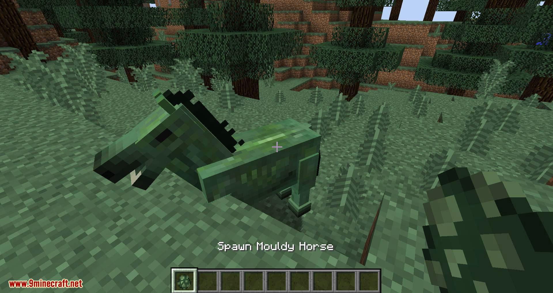 Ellitopia Bears mod for minecraft 01