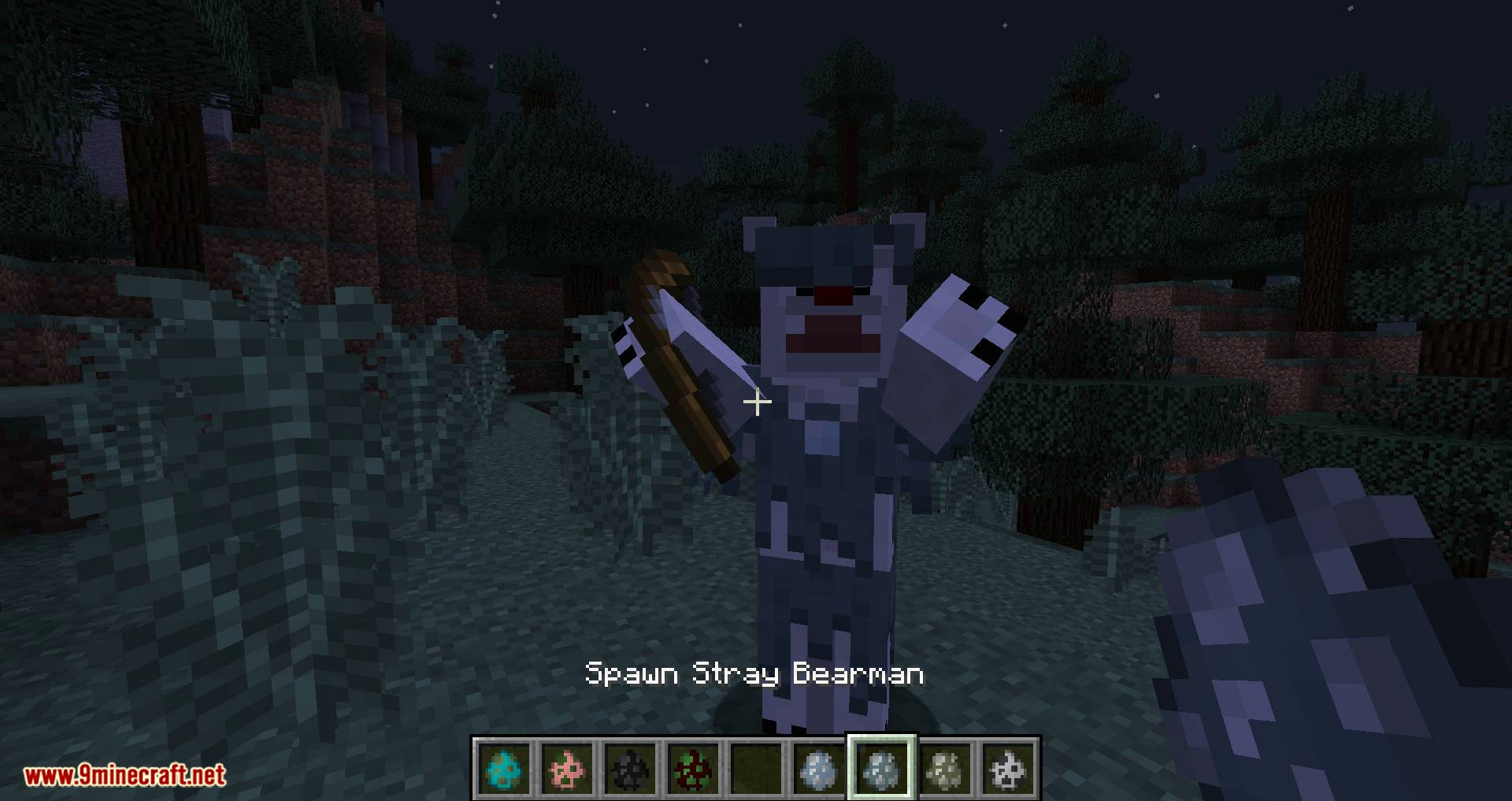 Ellitopia Bears mod for minecraft 05