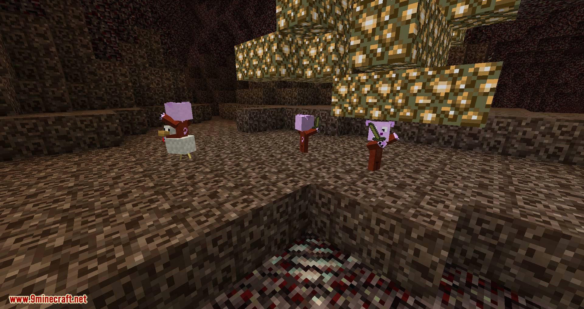Ellitopia Bears mod for minecraft 15