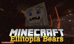 Ellitopia Bears mod for minecraft logo