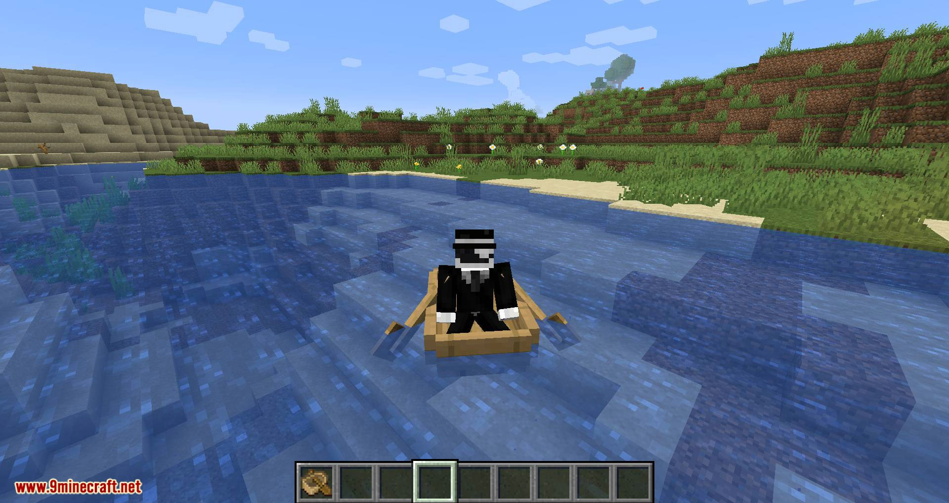 Extra Boats mod for minecraft 01