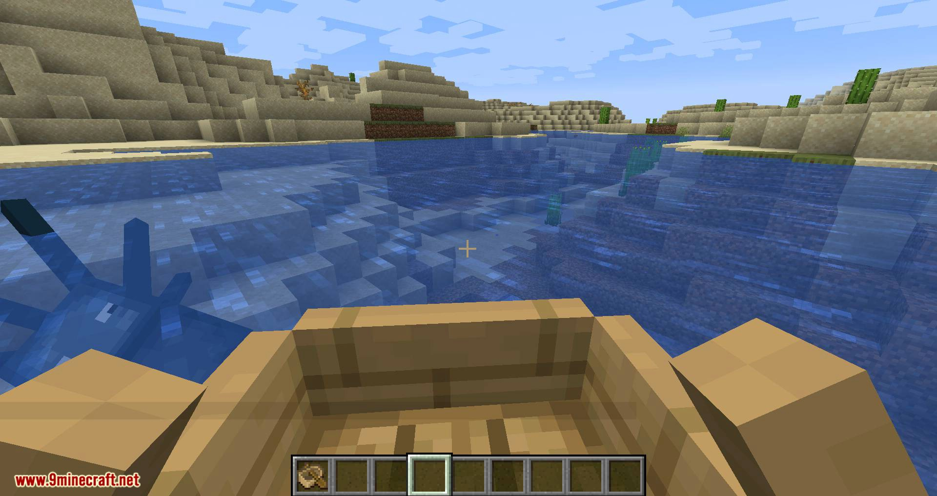 Extra Boats mod for minecraft 02