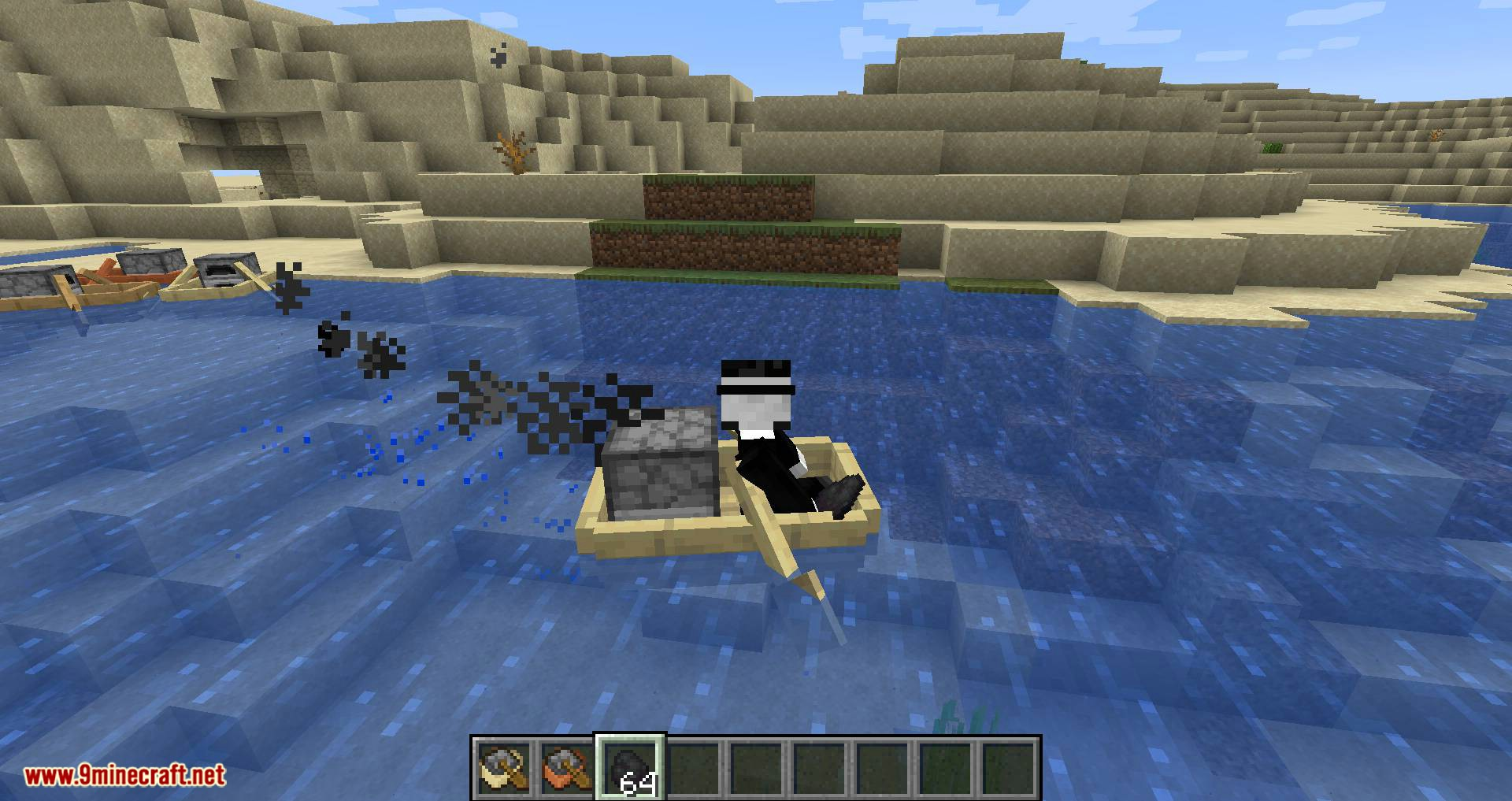 Extra Boats mod for minecraft 08