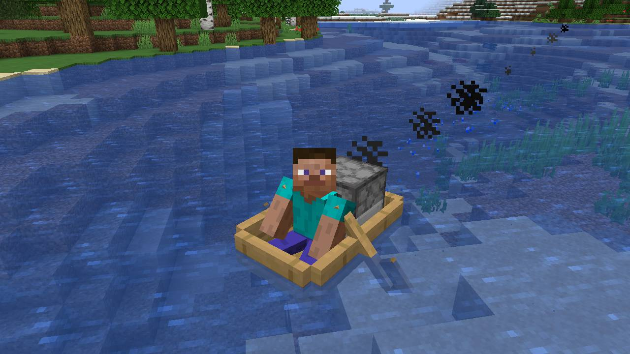 Extra Boats mod for minecraft 23