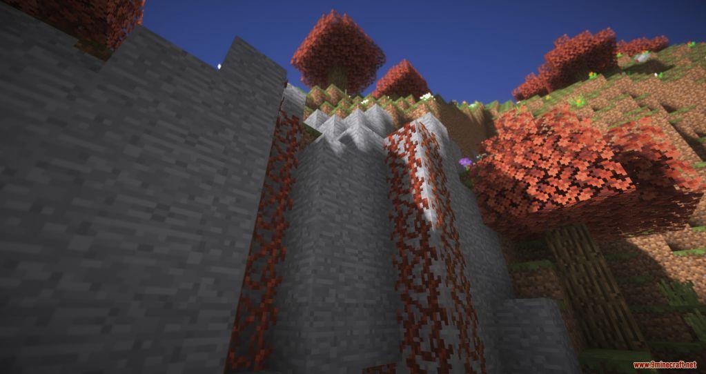 Fall Default REsource Pack Screenshots 3