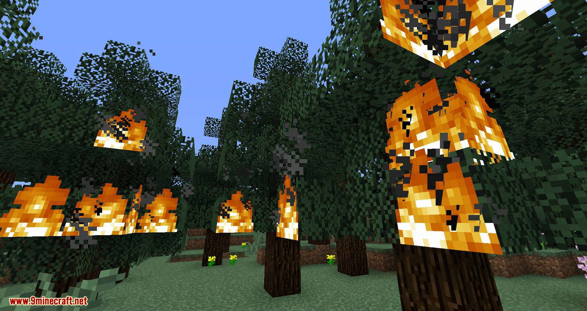 Firefighting mod for minecraft 07