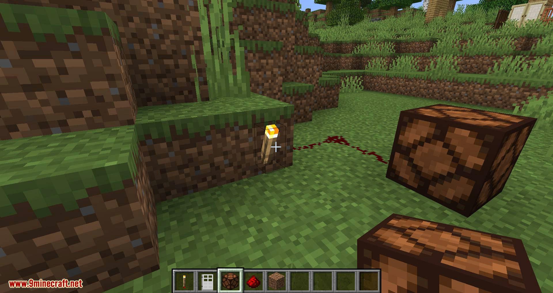 Hidden Levers mod for minecraft 03