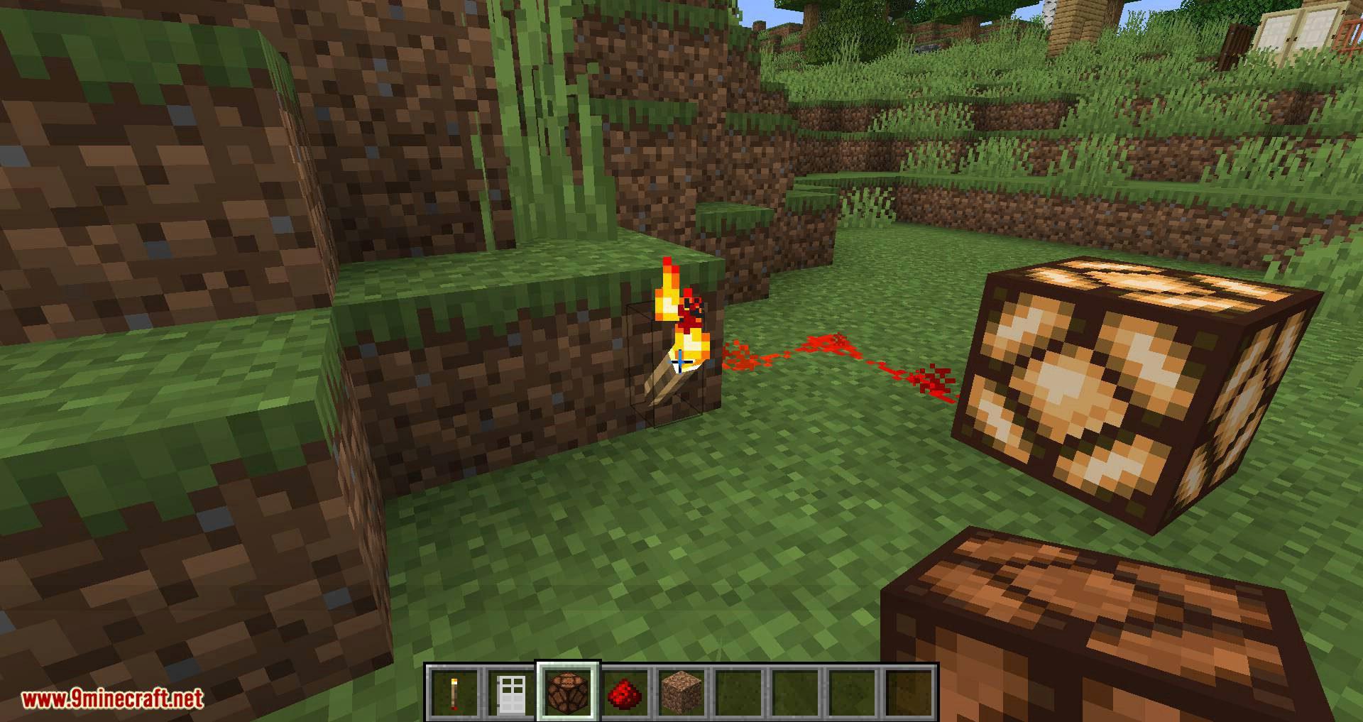 Hidden Levers mod for minecraft 04