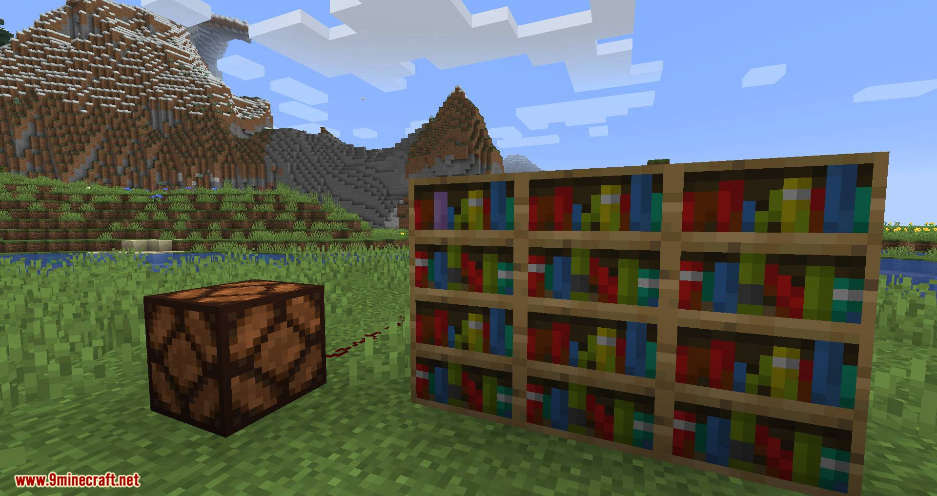 Hidden Levers mod for minecraft 05