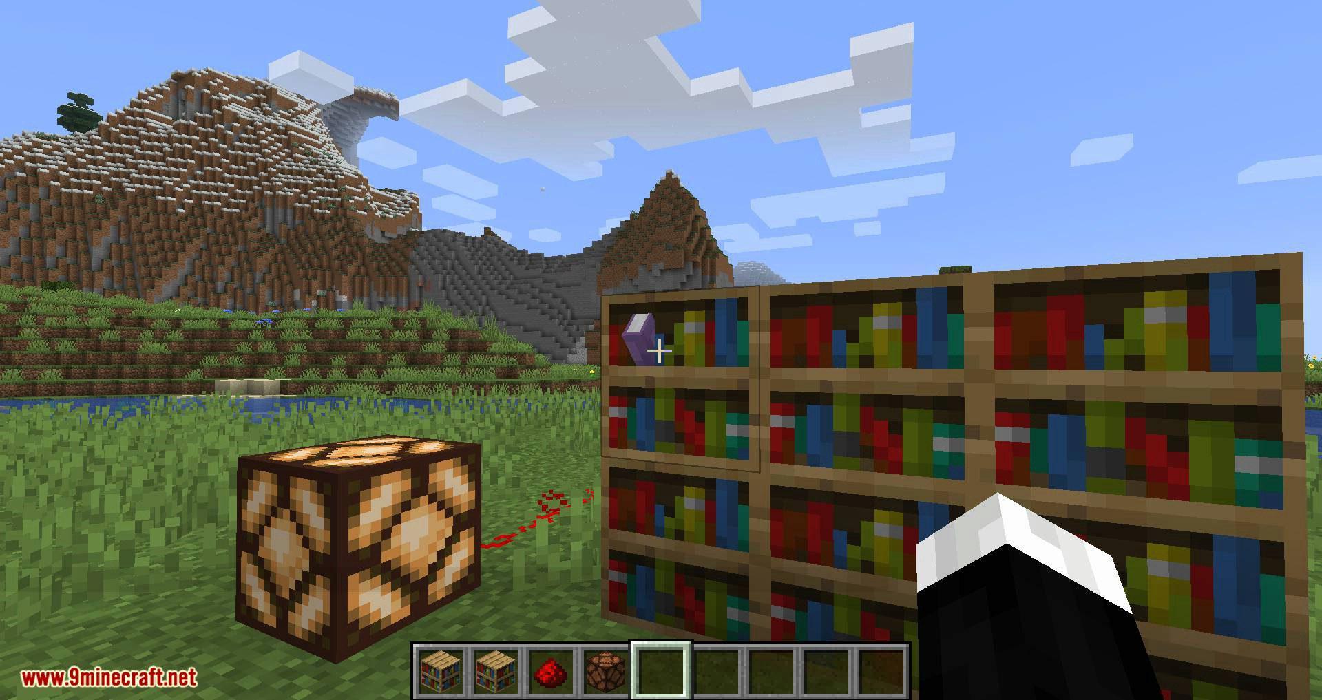 Hidden Levers mod for minecraft 06