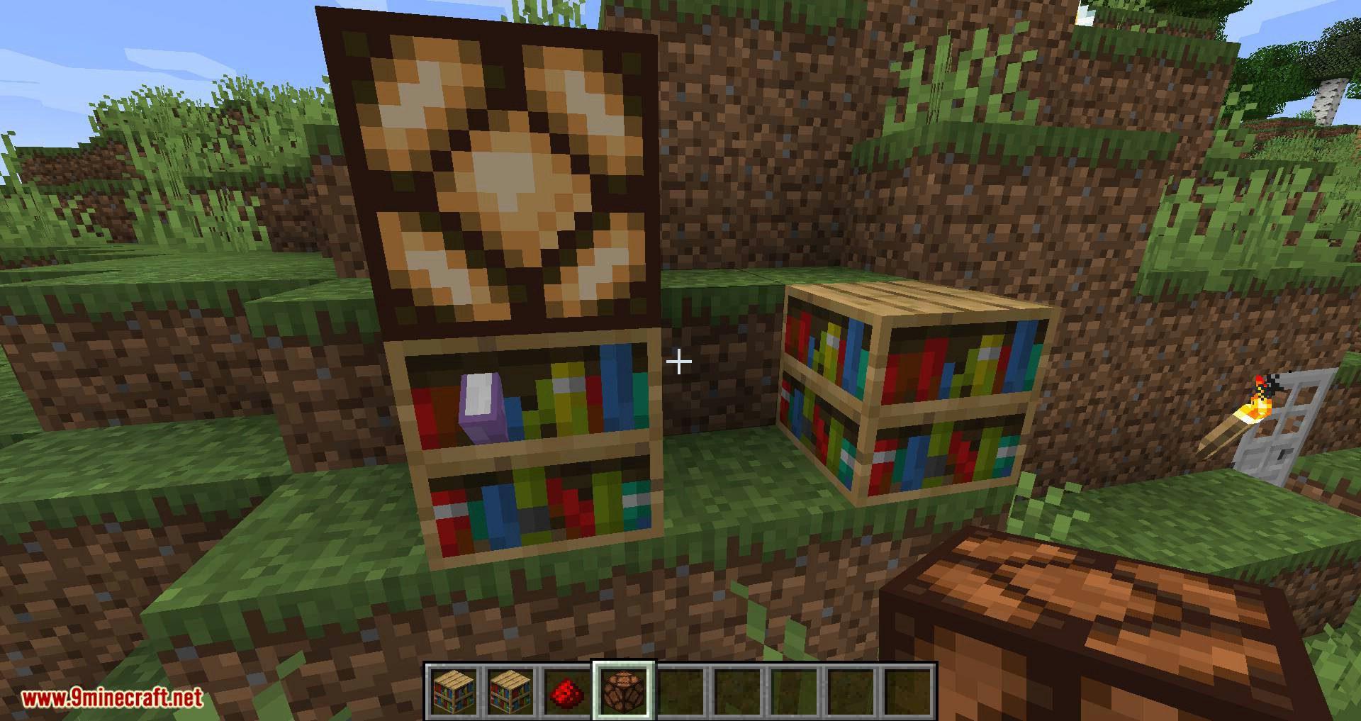 Hidden Levers mod for minecraft 08