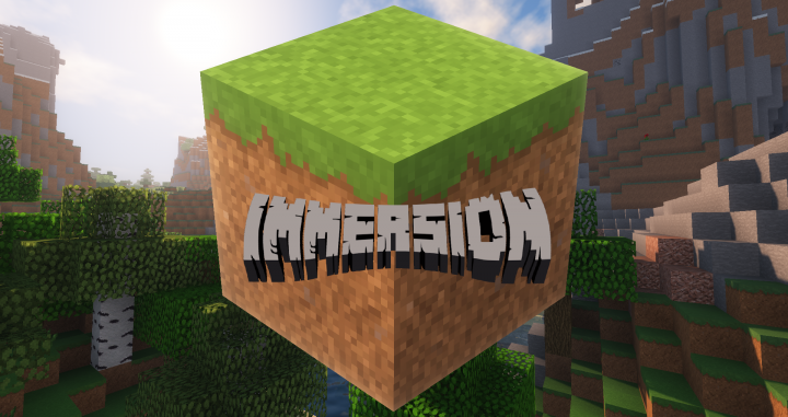 Immersion Resource Pack