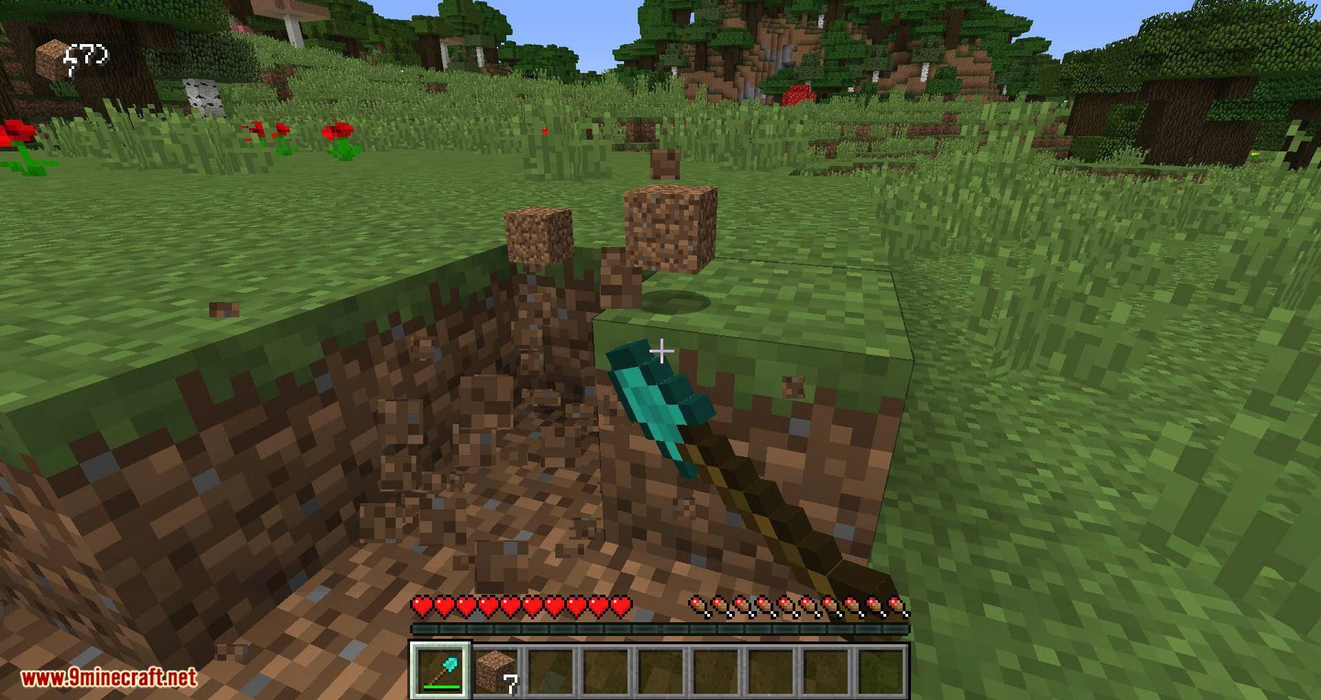 Item Got mod for minecraft 09