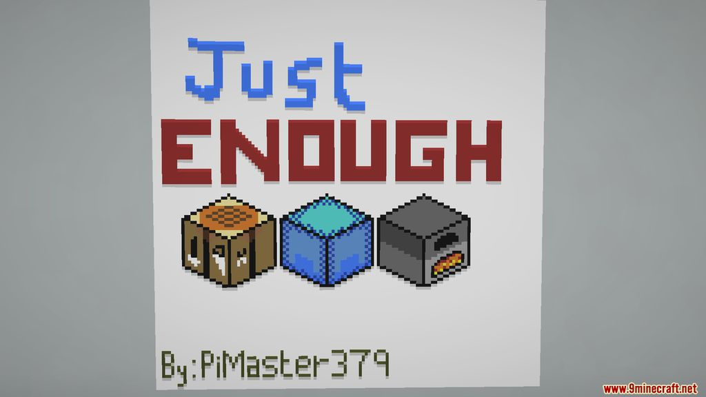 Just Enough Map Thumbnail