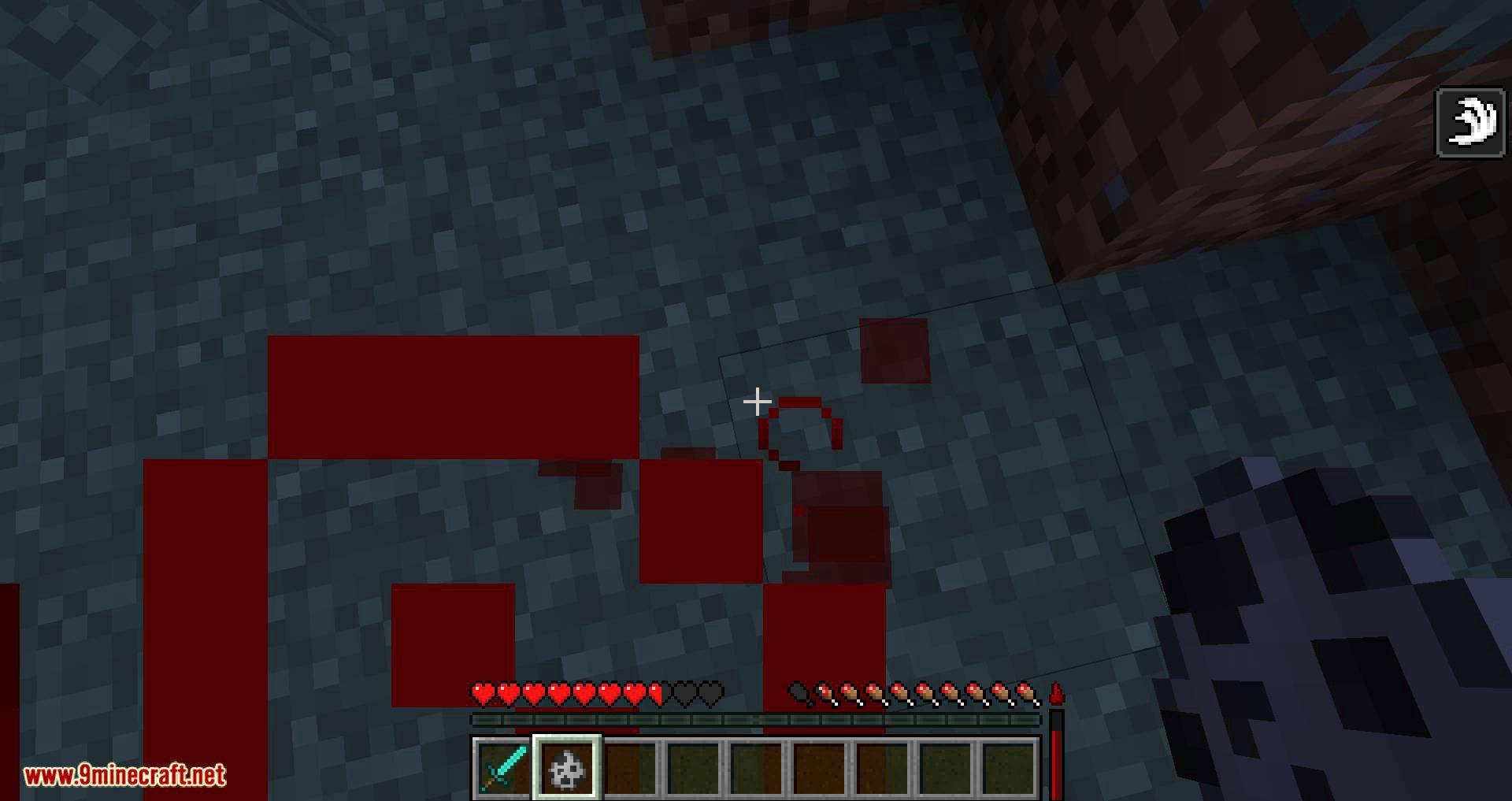 Lightweight Blood Mechanic mod for minecraft 09