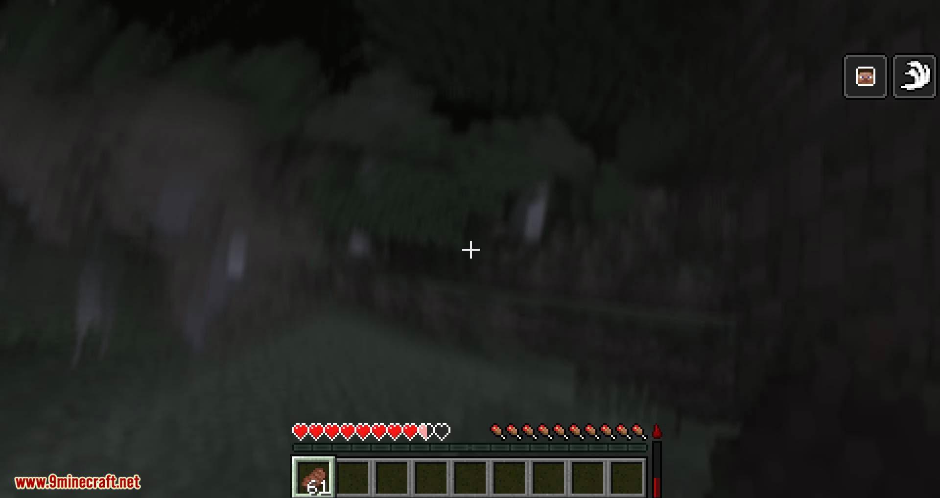 Lightweight Blood Mechanic mod for minecraft 11