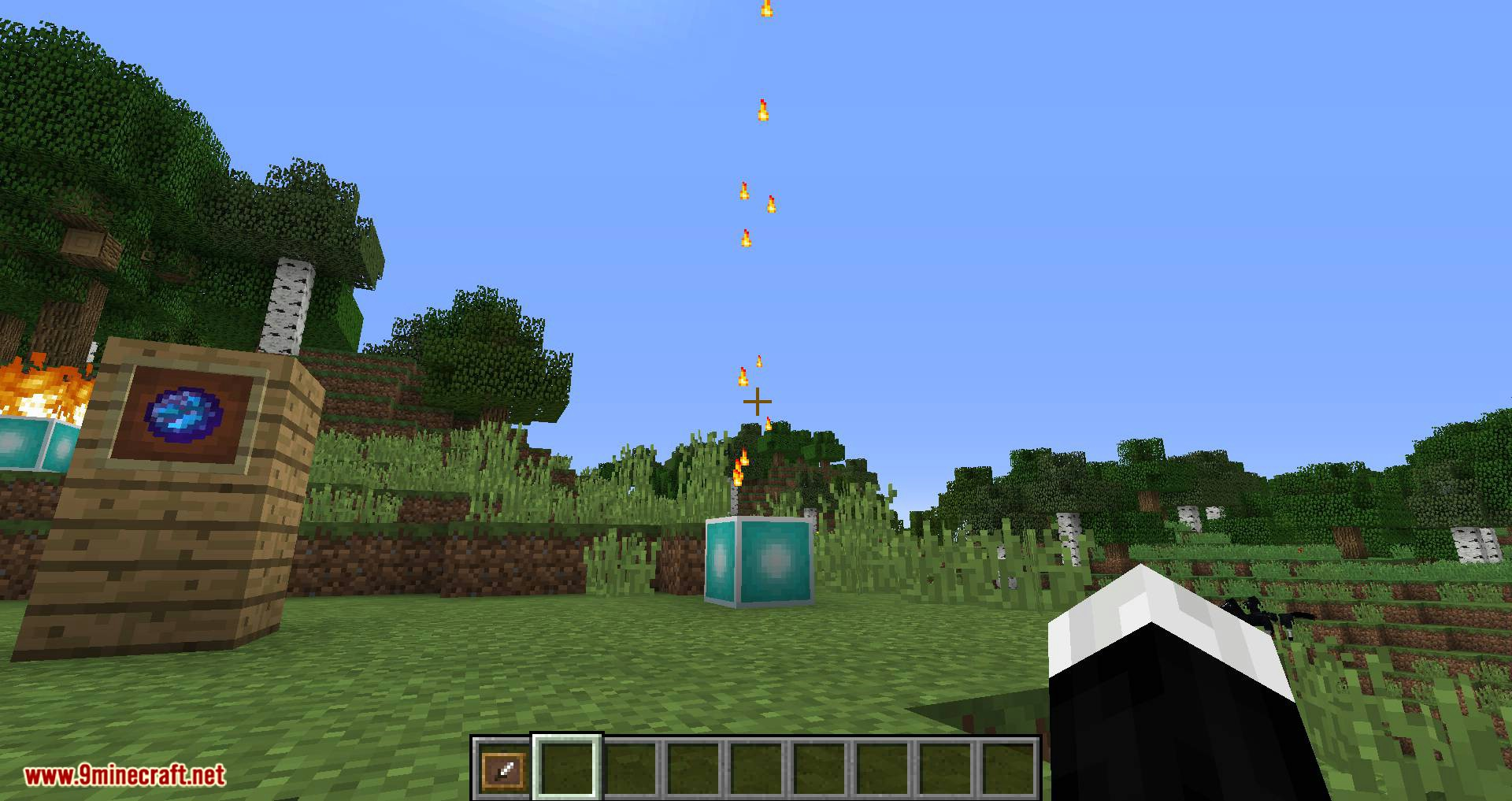Lucky Supply Drops mod for minecraft 05