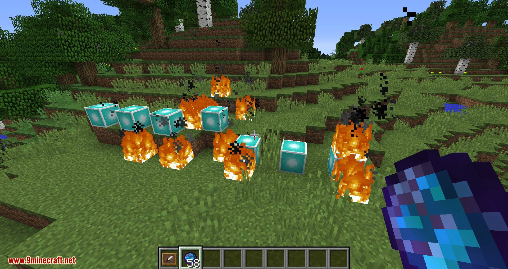 Lucky Supply Drops mod for minecraft 06
