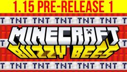 Minecraft 1.15 Pre-Release 1