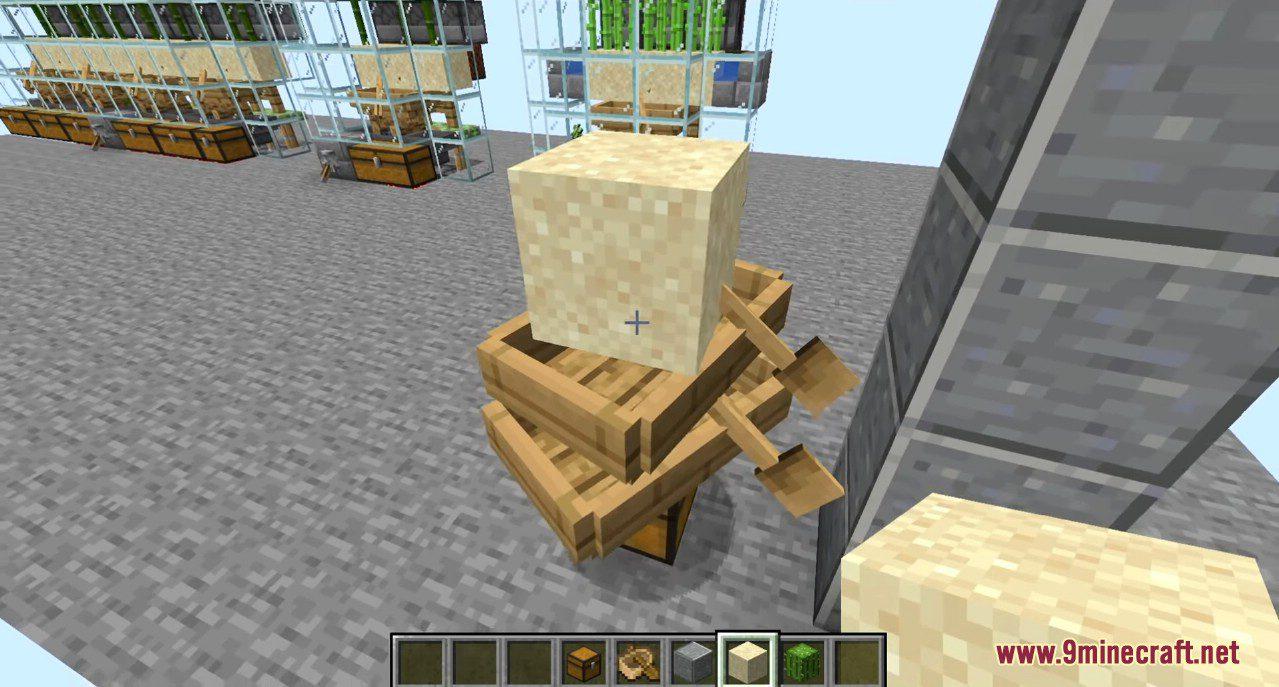 Minecraft 1.15 Snapshot 19w46a Screenshots 1