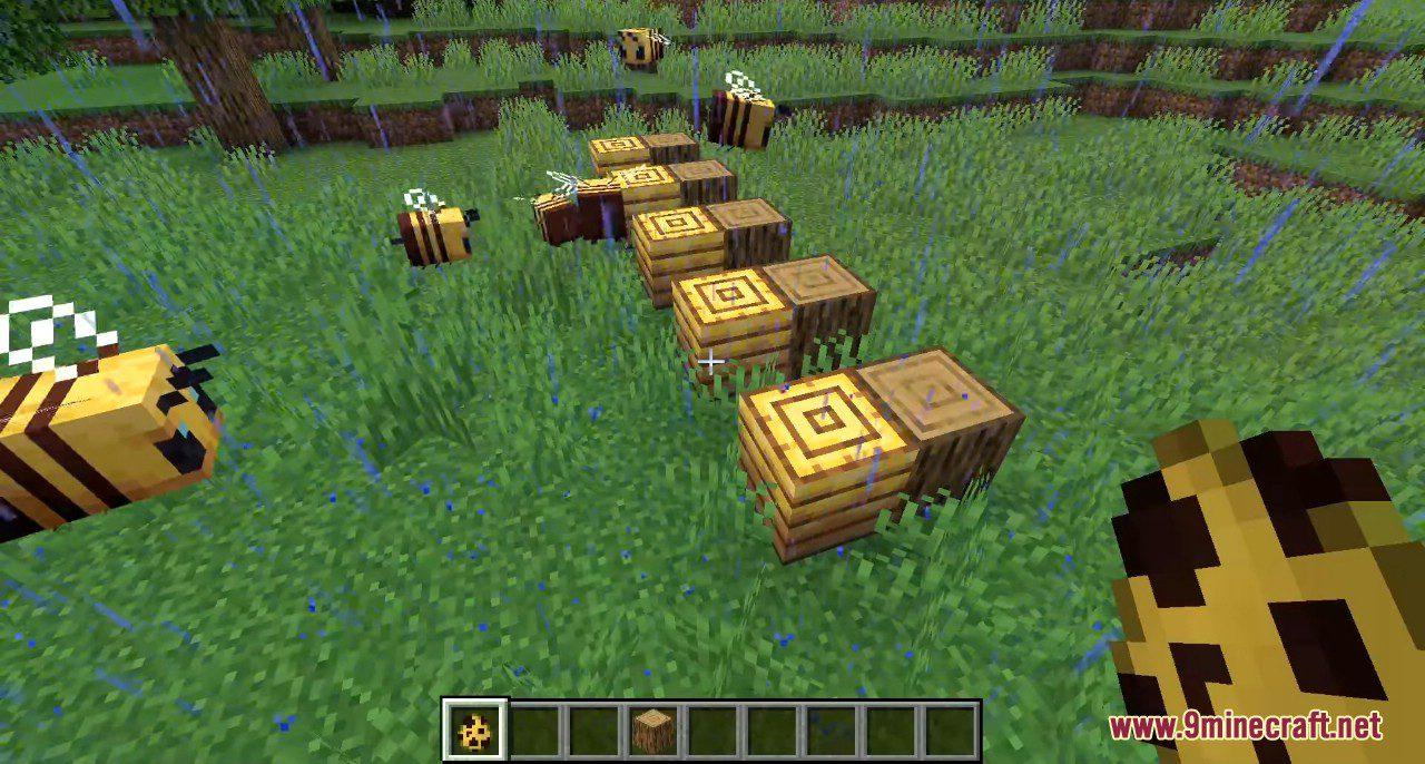 Minecraft 1.15 Snapshot 19w46a Screenshots 6