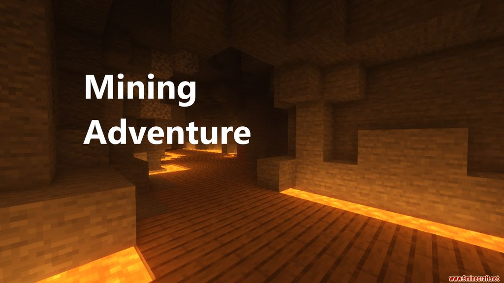 Mining Adventure Map Thumbnail
