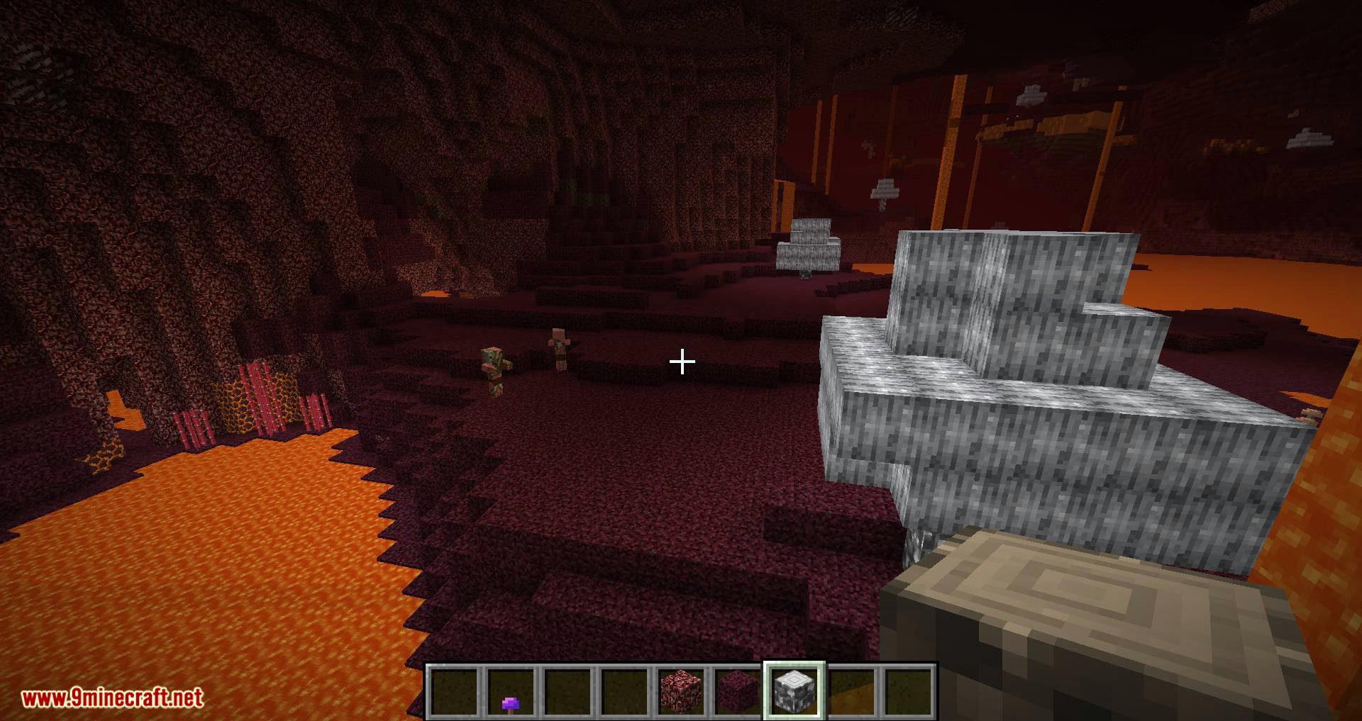 Nether Craft mod for minecraft 06