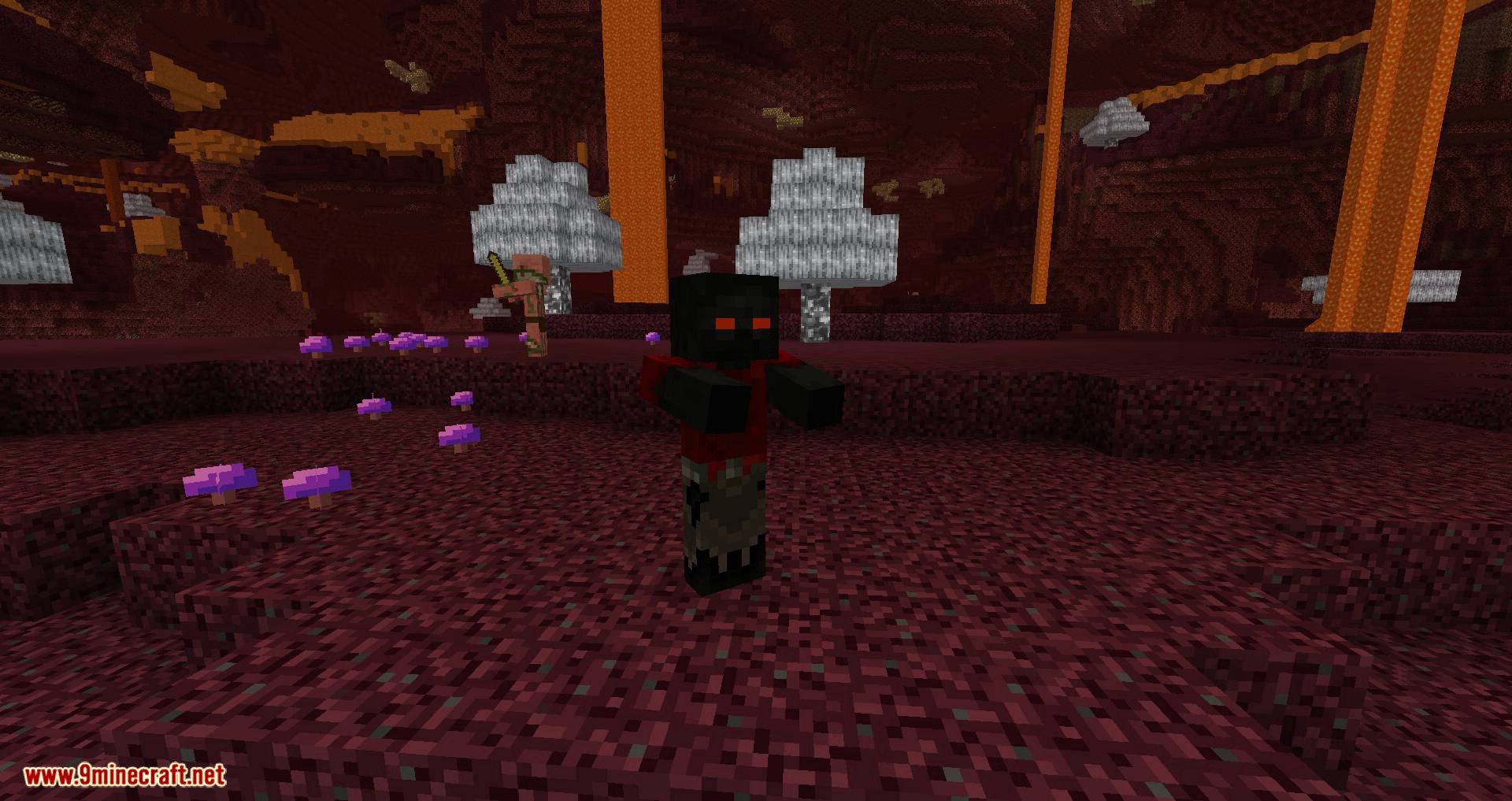 Nether Craft mod for minecraft 09