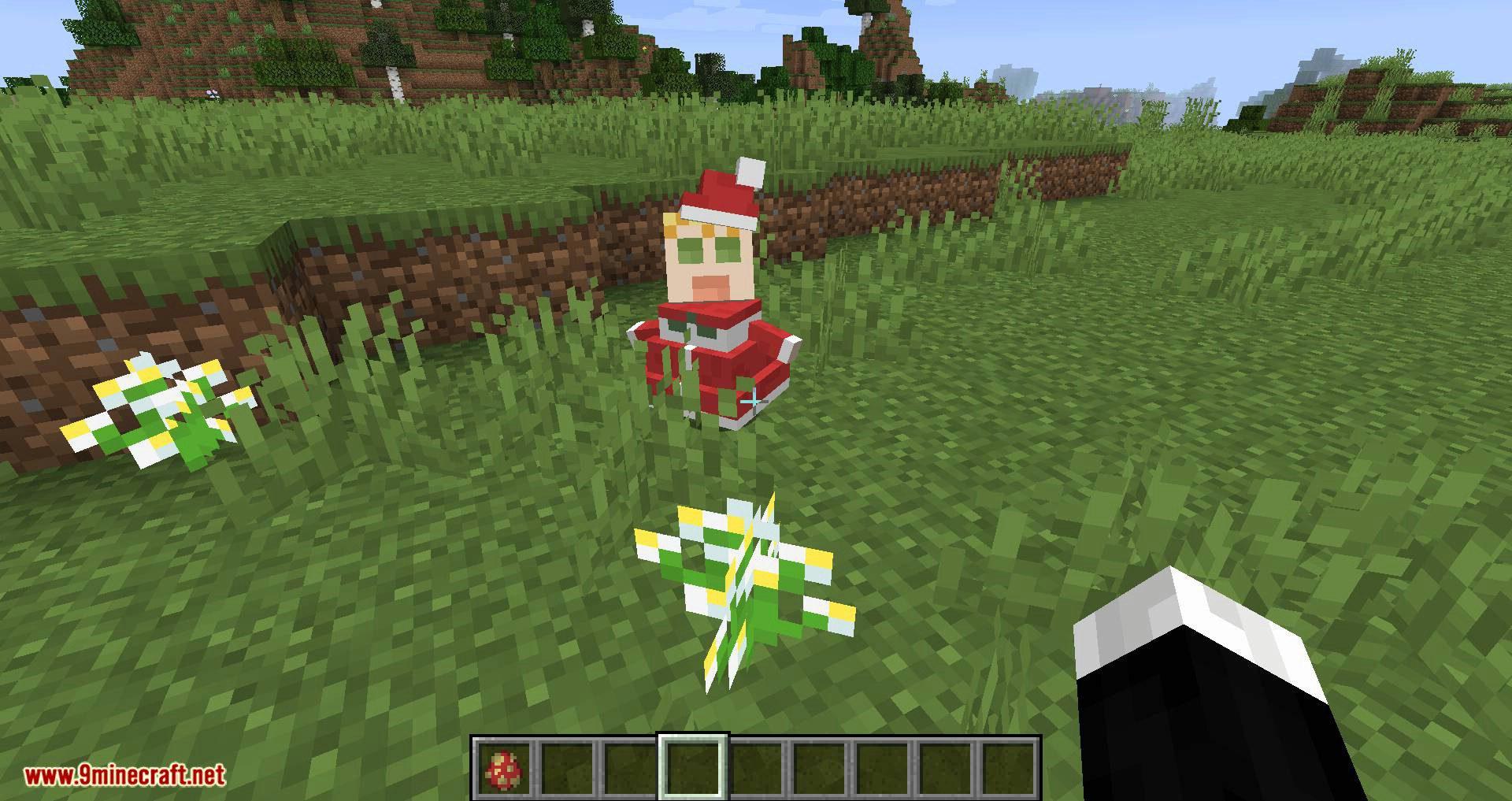 Padoru mod for minecraft 03