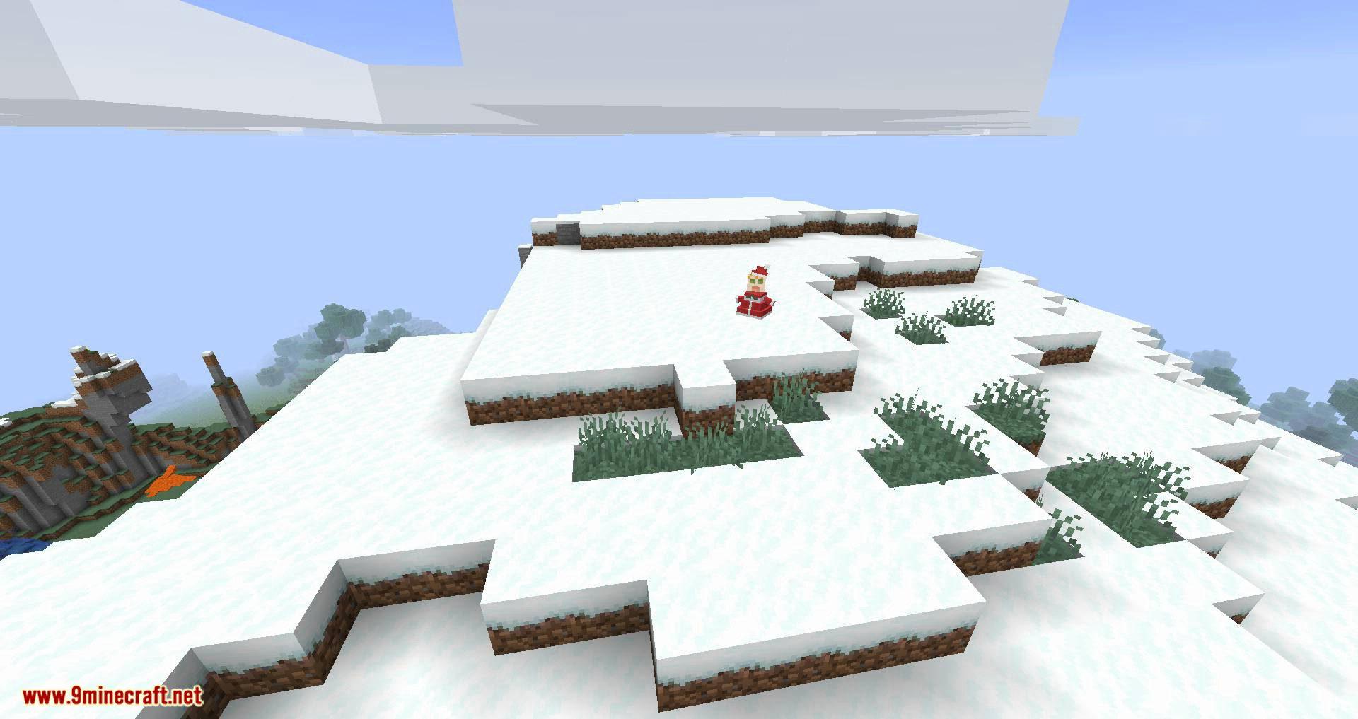 Padoru mod for minecraft 08