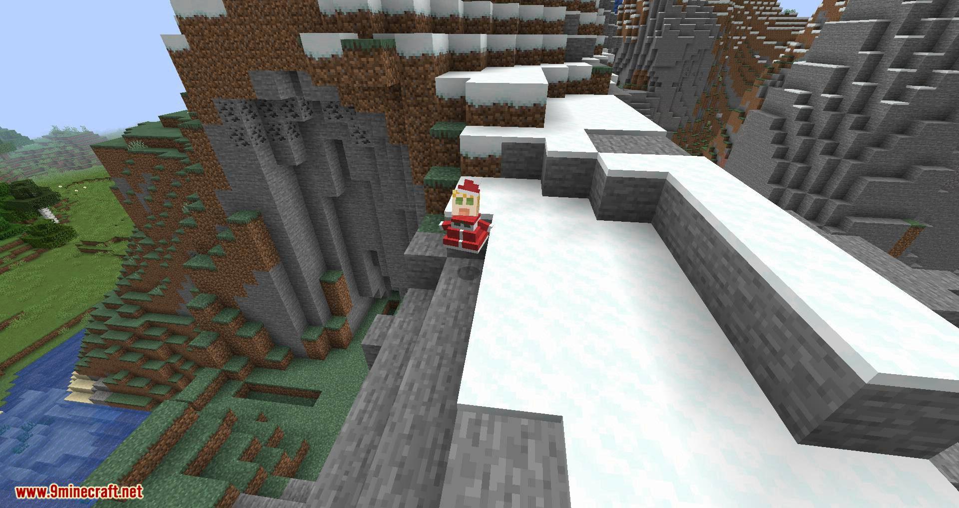 Padoru mod for minecraft 09